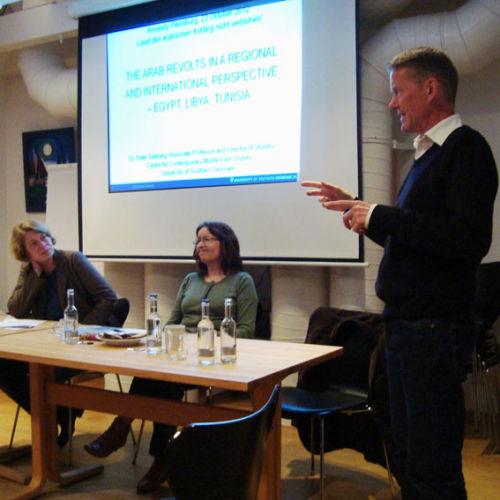 Vortrag Diskussion